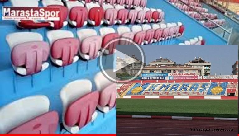 Özleyenler İçin Kahramanmaraş  12 Şubat stadı