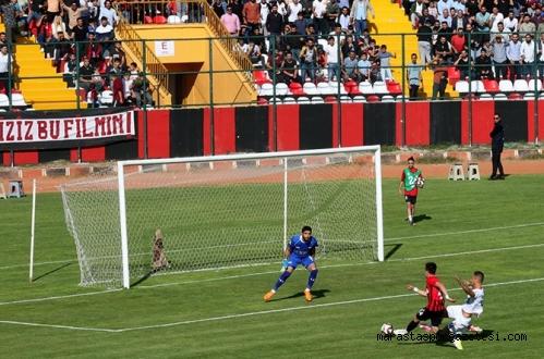 PİSERRO Kahramanmaraşspor  3 maç sonra mağlup