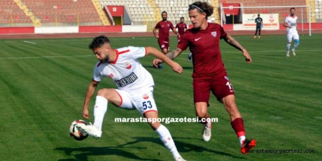 Piserro Kahramanmaraşspor'dan Muhteşem Geri Dönüş