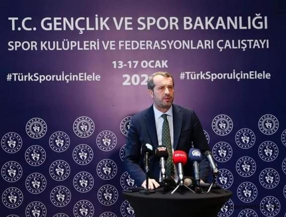 Saffet Sancaklı Kahramanmaraşspor'u gündem yaptı