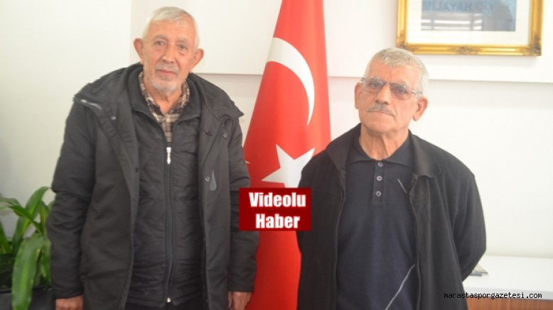 Salih Fidan ve Hasan Tandoğru açıklama yaptılar