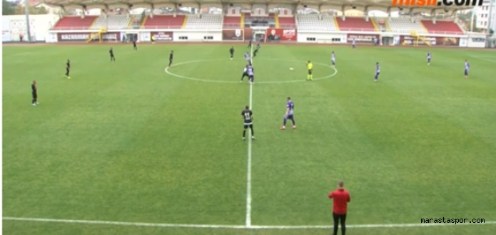 Sancaktepe FK 0-2 Afjet Afyonspor maçının geniş özeti