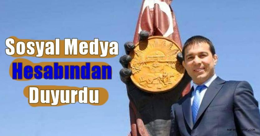 Şeref Eroğlu Federasyon başkanlığına aday olduğunu açıkladı
