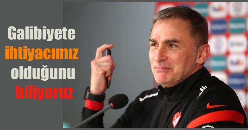 Stefan Kuntz, Letonya maçı öncesinde açıklamalarda bulundu