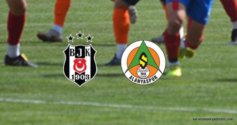 Taraftarium 24 Beşiktaş -  Alanyaspor canlı izle