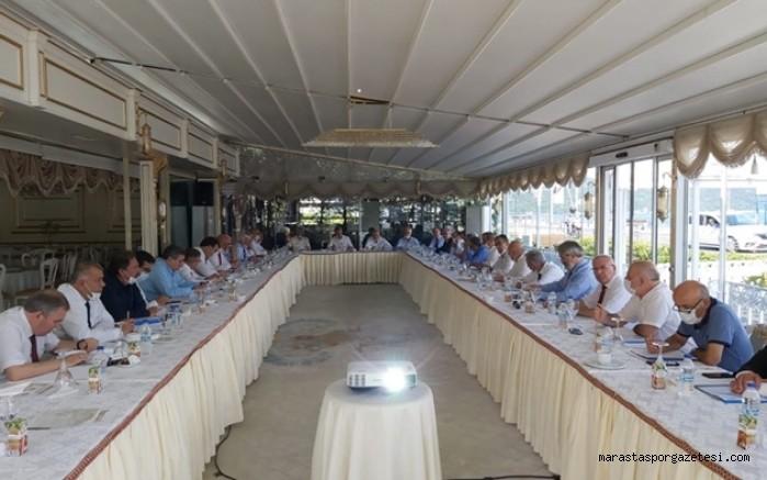 TASKK Yönetim Kurulu Toplandı! 2.Amatör lig için verilen kararı açıkladı