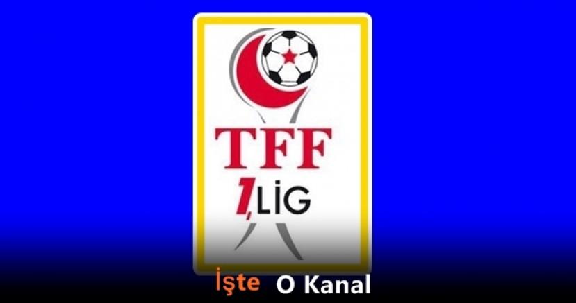 TFF 1.Lig maçları şifresiz yayınlanacak