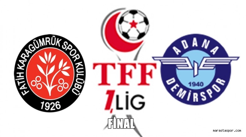 TFF 1. Lig Play-Off finalinin yeri belli oldu