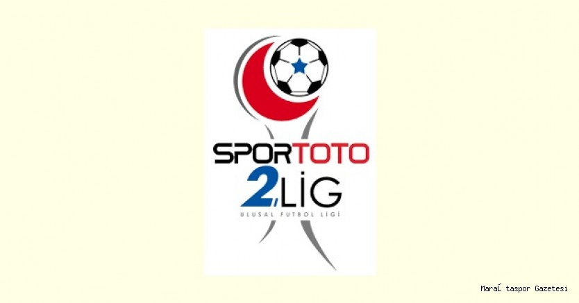 TFF 2. Lig Kırmızı Grup 2019-2020 Sezonu İlk Yarı Fikstürü