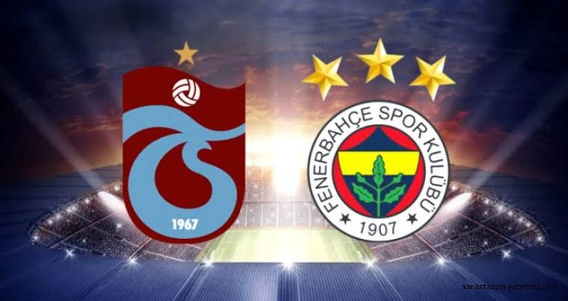 Trabzonspor Fenerbahçe maçı şifresiz canlı izle (beİN Sports izle)