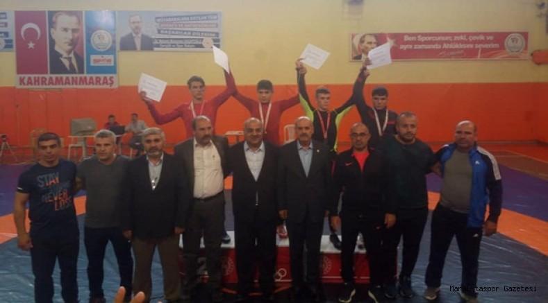Türkiye finallerinde Kahramanmaraş'ı temsil edecekler