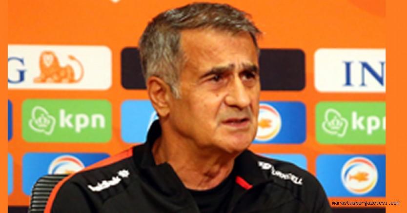 Türkiye Futbol Federasyonu'dan Şenol Güneş'e teşekkür