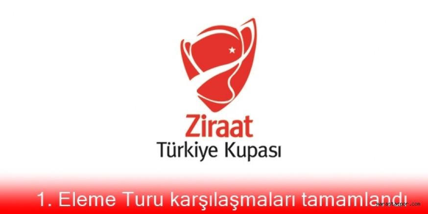 Türkiye Kupası'nda 2. Eleme Turu eşleşmeleri belli oldu