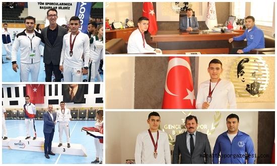 Türkiye Okçuluk Kupasında Bronz Madalya Kazandık