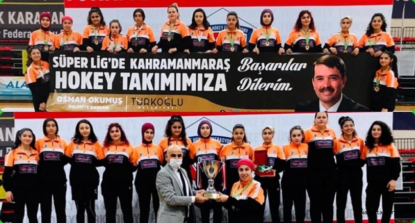 Türkoğlu Belediyesi Kadınlar Süper Ligde