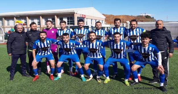 Türkoğlu Belediyespor 13 maçta 13 galibiyet aldı