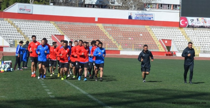 Türkoğlu Belediyespor, 6. hazırlık maçını 12 Şubat Stadyumunda yapacak