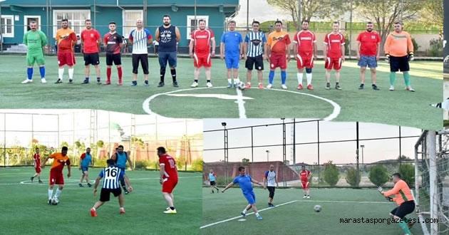 Türkoğlu'nda 44 mahallede futbol turnuvası yapılacak
