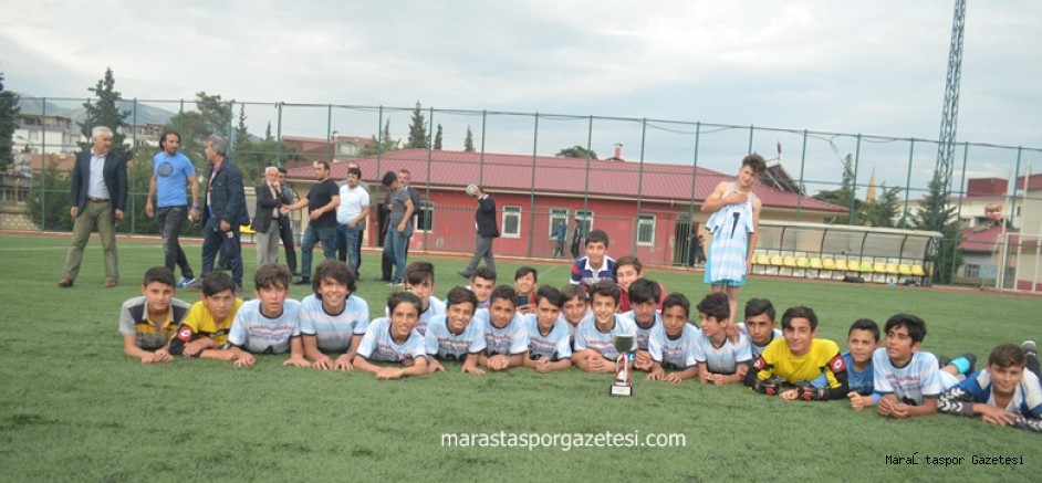 U14 Ligi şampiyonu  Büyükşehir