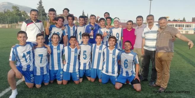 U16 ligi şampiyonu 1920 Maraşspor