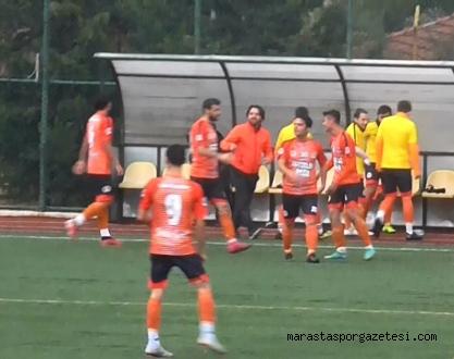 Uludazspor 3 Golle Kazandı