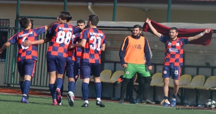 Uludazspor, Akdeniz Bölgesinde 1.oldu! Ödülü Kazandı