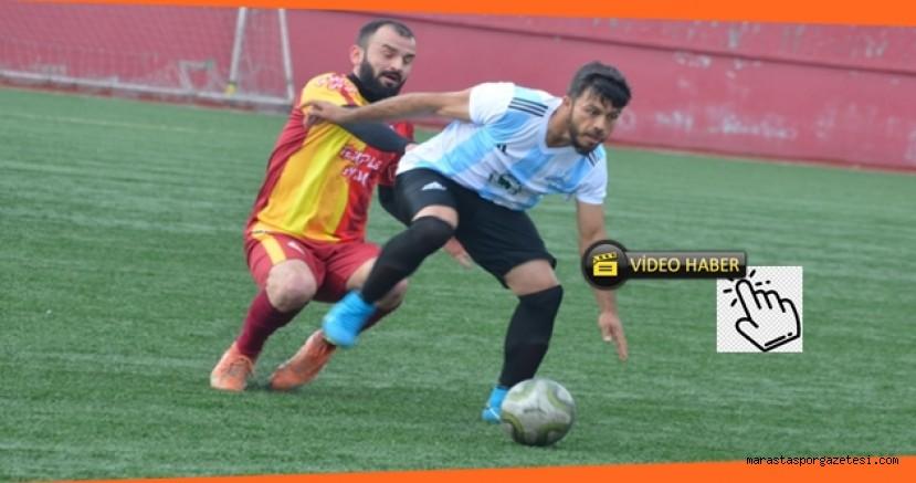 Uludazspor - Andırın Yeşildağspor maçının özeti