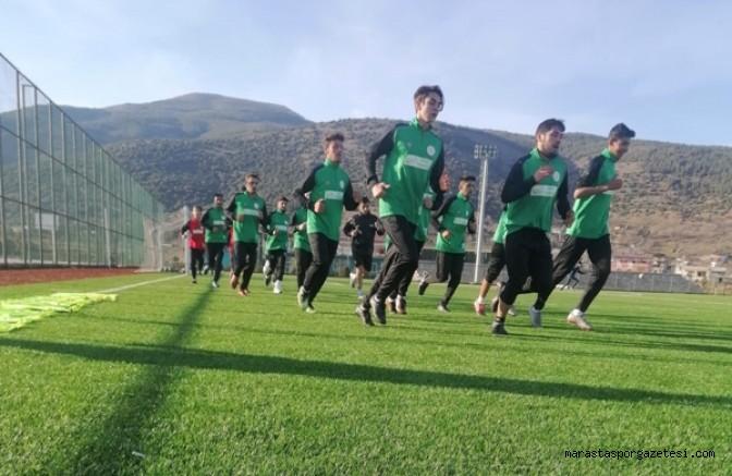 Türkoğlulu Gençler sezonu açtı