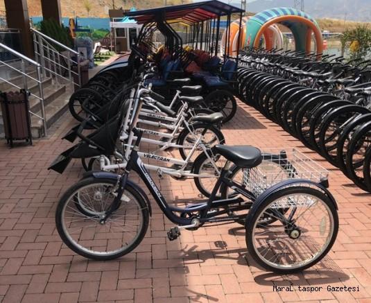 Yeni Konsept Bisikletler Onikişubat'ta