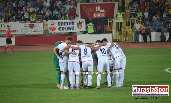 Kahramanmaraşspor, devre arasında 8 oyuncu ile yollarını ayırdı