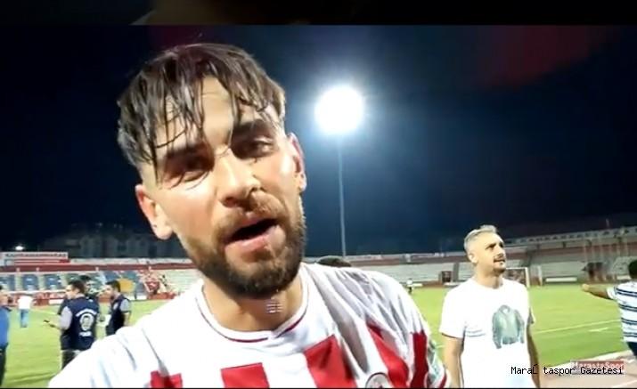 Yusuf Emre Kasal'ın Ankara Demirspor maç sonu açıklamaları